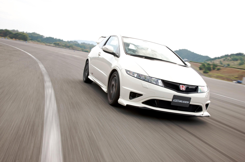 The Modified Honda Civic