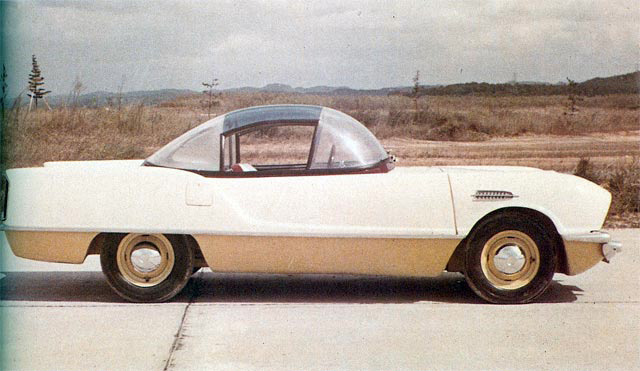 Top 10 Old Japanese Concept Cars