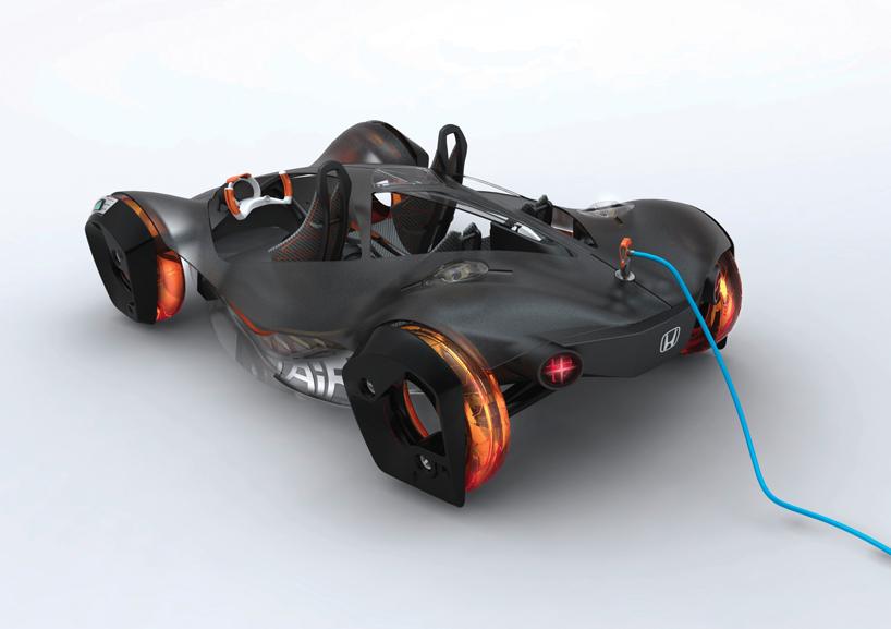 New Honda Air Concept