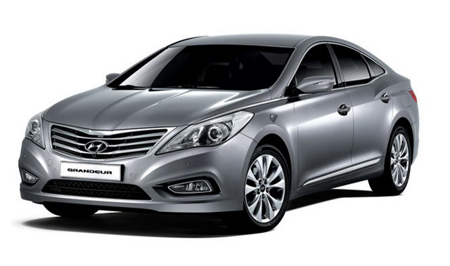 Hyundai Azera 2012 coming to UAE