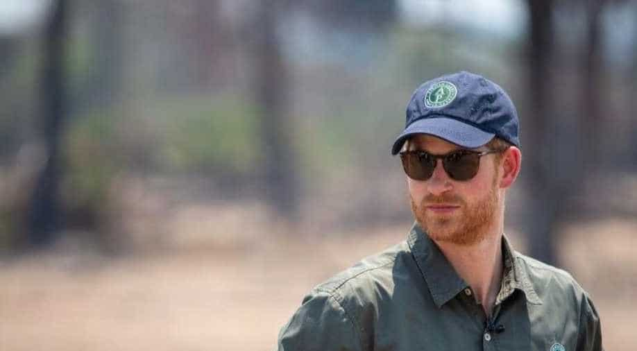 Prince Harry plays a role in the fight against the avalanche of misinformation.