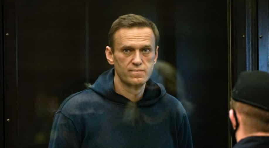 Navalny goes on hunger strike until he receives proper medical care
