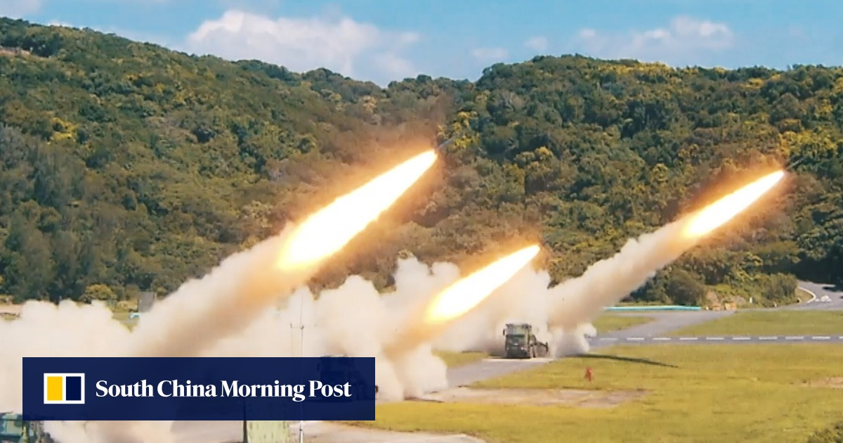 Taiwan is stepping up its defenses as long-range missiles go into mass production