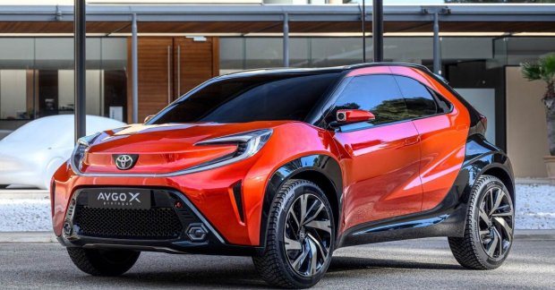 Toyota Aygo X Prologue – A fantastic example of budget car design