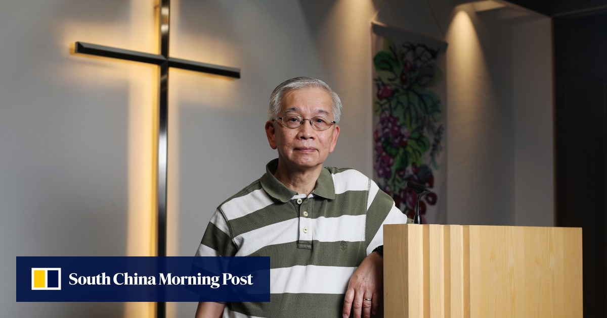 The outspoken pastor of Hong Kong and head of the Btist Convention is leaving the city over fears of national security law