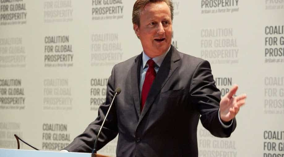 Britain is launching an official investigation into ex-Prime Minister Cameron's lobbying, The Sun says.