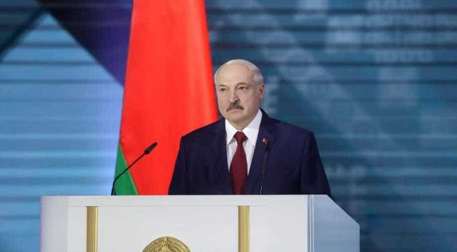 Lukashenko on the change in the emergency transfer of power to the president: report