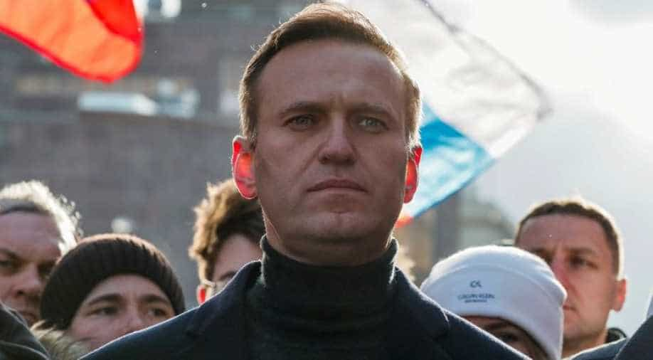 Alexei Navalny's ally jailed for video mail