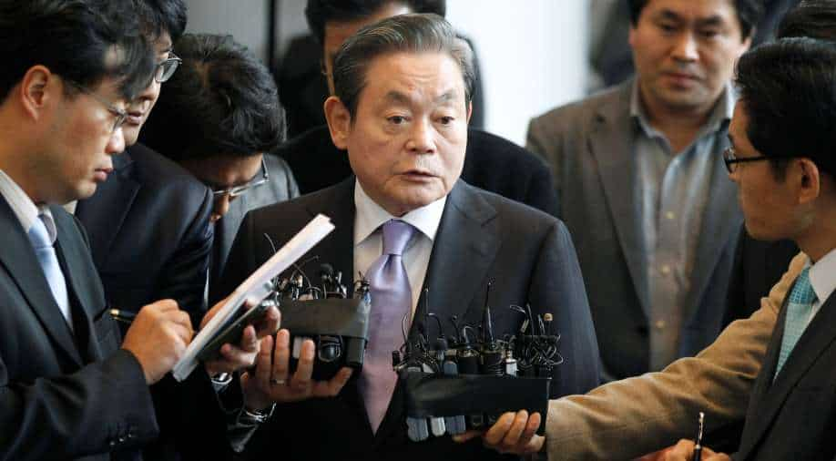 Samsung's Lee family plans to pay over $ 10 billion in inheritance taxes