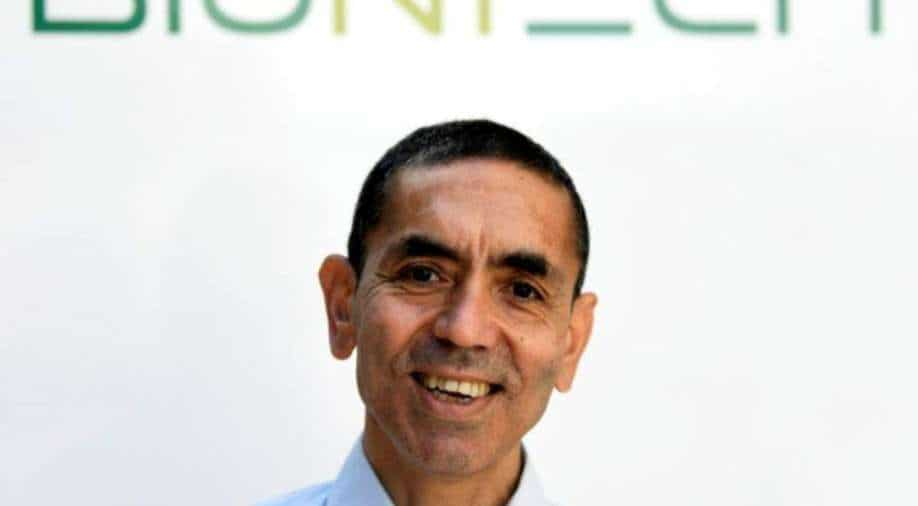 """The BioNTech founder's """"self-confident"""" Covid vaccine works against the Indian variant"""
