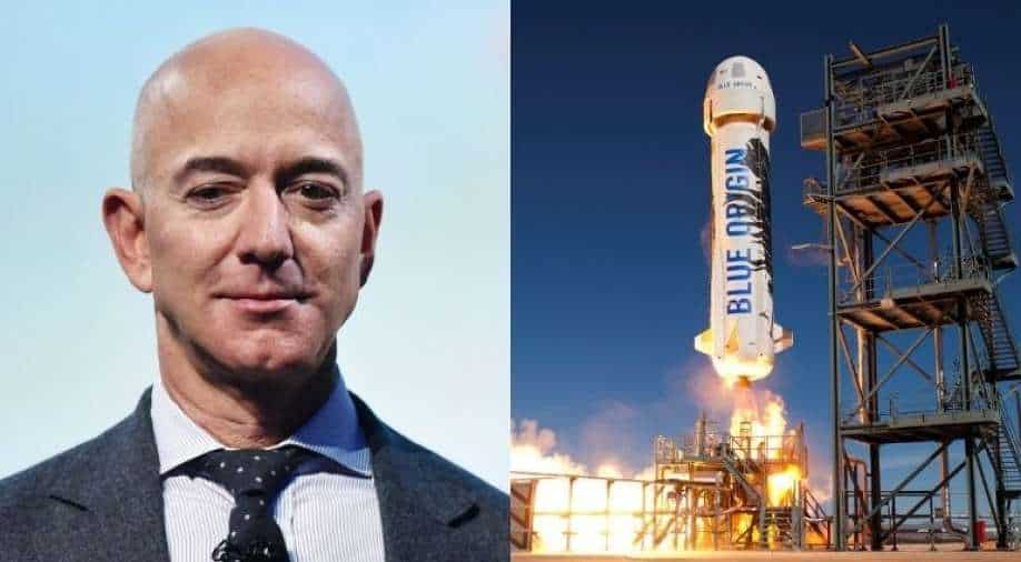 """The next start of Blue Origin for the """"astronaut rehearsal"""""""