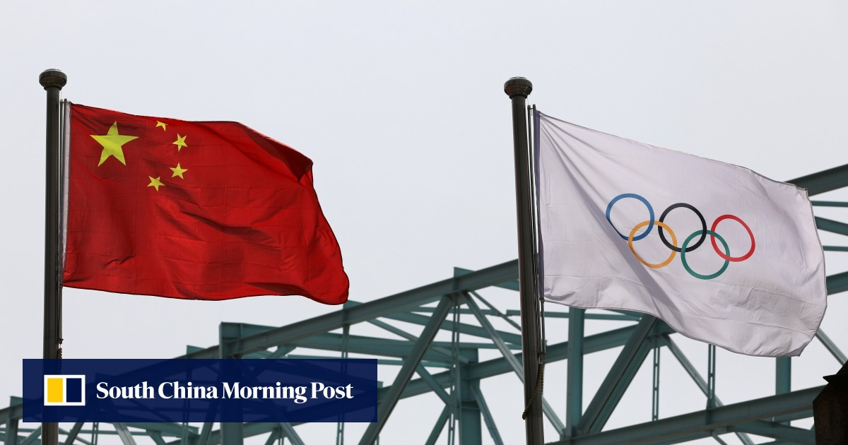 Beijing Olympic Games: The US shouldn't send officials, the government body says, citing Xinjiang abuses