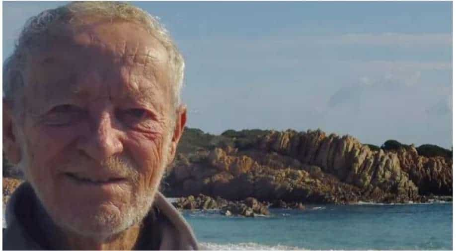 Italy's 'Robinson Crusoe' leaves his island after 32 years