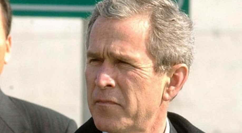 Bush enters the US migration debate in commentary and book