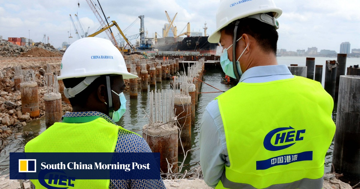 Why Chinese construction companies will remain the big builders in Africa