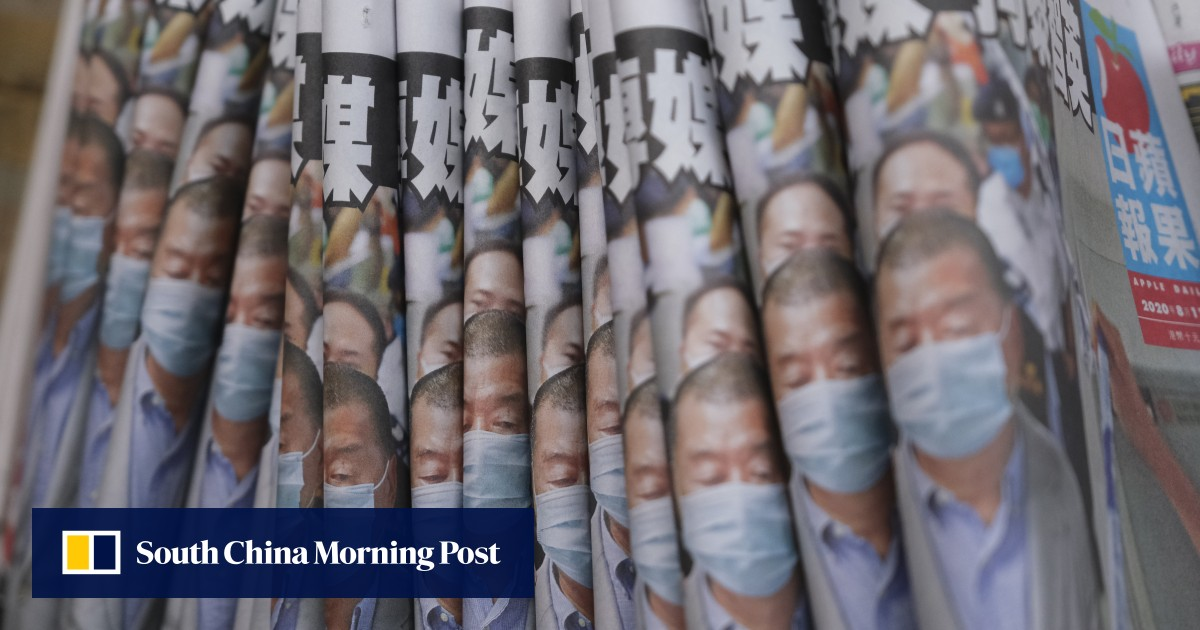 The Hong Kong police chief wants the fake news law as it intensifies attacks on news editors whom he has accused of inciting hatred