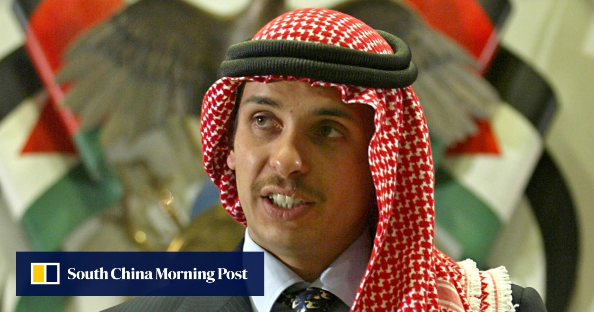 """Jordan says Prince Hamzeh is involved in a """"malicious"""" conspiracy to destabilize the country"""