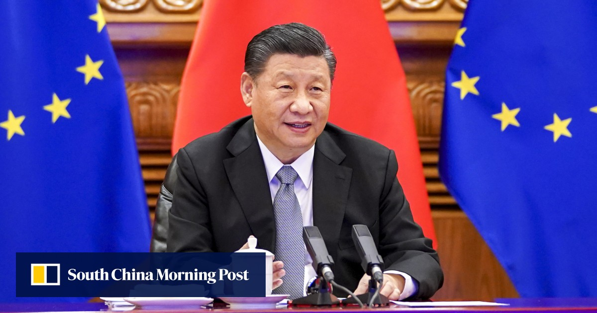 Xi will take part in the climate negotiations with Merkel and Macron ahead of the Earth Day summit