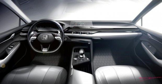 "2022 Honda Civic debuts ""Simplicity and Something"" in interior design"