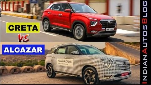 Hyundai Creta vs Hyundai Alcazar – which one makes more sense?