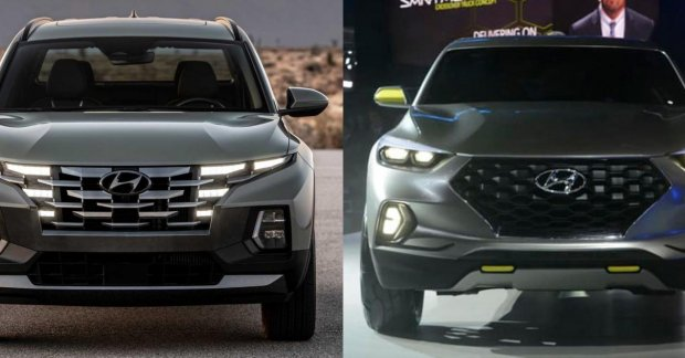Hyundai Santa Cruz – From Concept to Production – Design Evolution