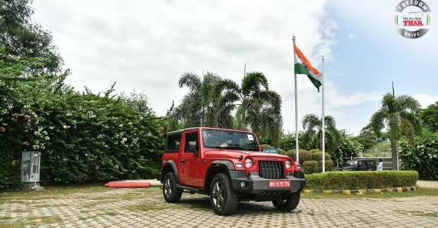 Mahindra Thar bookings exceed new milestone, only 1/4 delivered