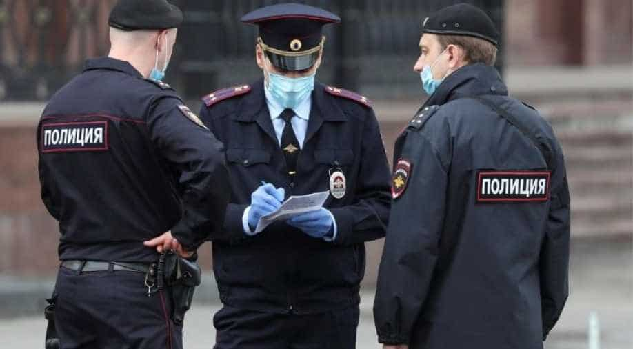 Nine killed in shootings in Russia, four in hospital: reports
