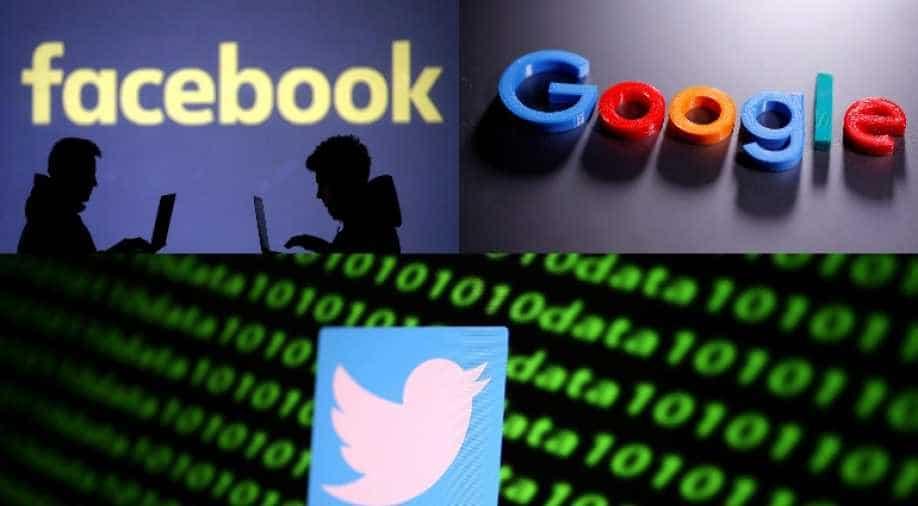 "Social media platforms shouldn't reinforce ""untrustworthy"" content: Biden"