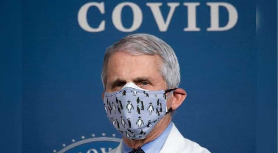 """Fauci describes the Delta variant as the """"greatest threat"""" to eradicating the COVID-19 pandemic"""