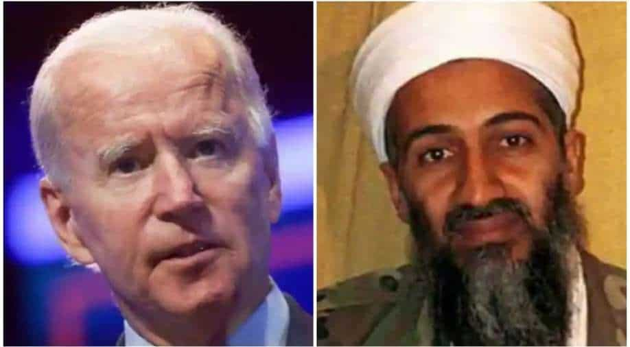US President Joe Biden is 10 years old since Osama bin Laden was assassinated