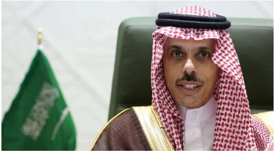 "Saudi Arabia criticizes Israel's ""blatant violations"" of Palestinian rights"