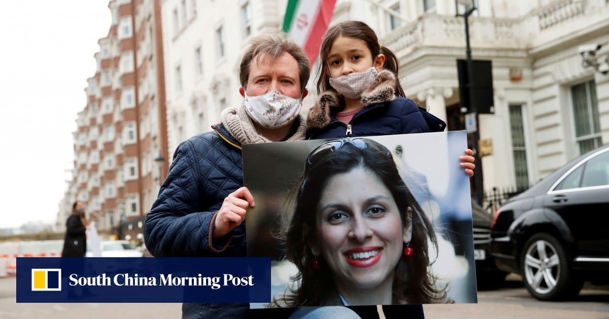 Britain is downplaying the prospect of Nazanin Zaghari-Ratcliffe's imminent release
