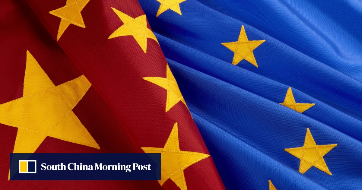 The EU is trying to curtail subsidized businesses in China