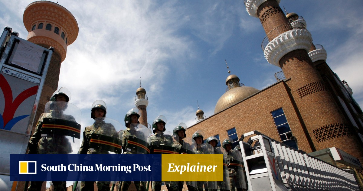 What's going on in Xinjiang and who are the Uighur Muslims?