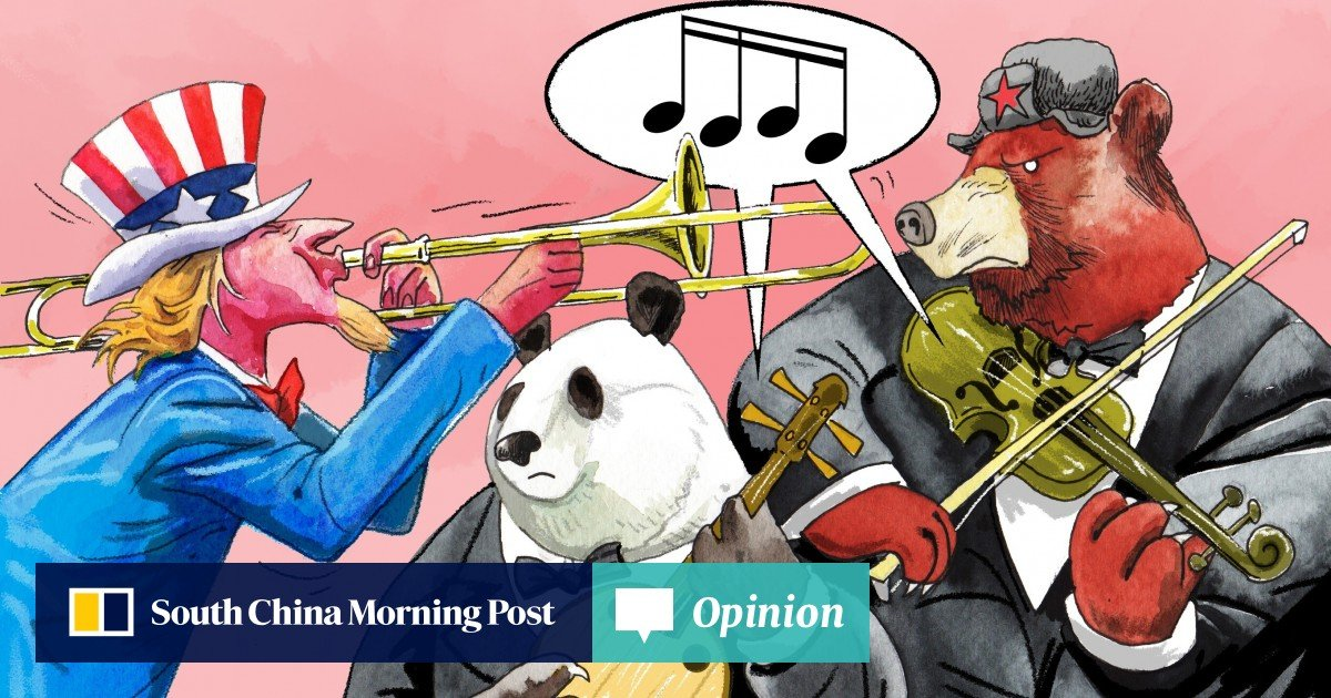 The partnership between Russia and China is strong enough to withstand the emerging US overtures