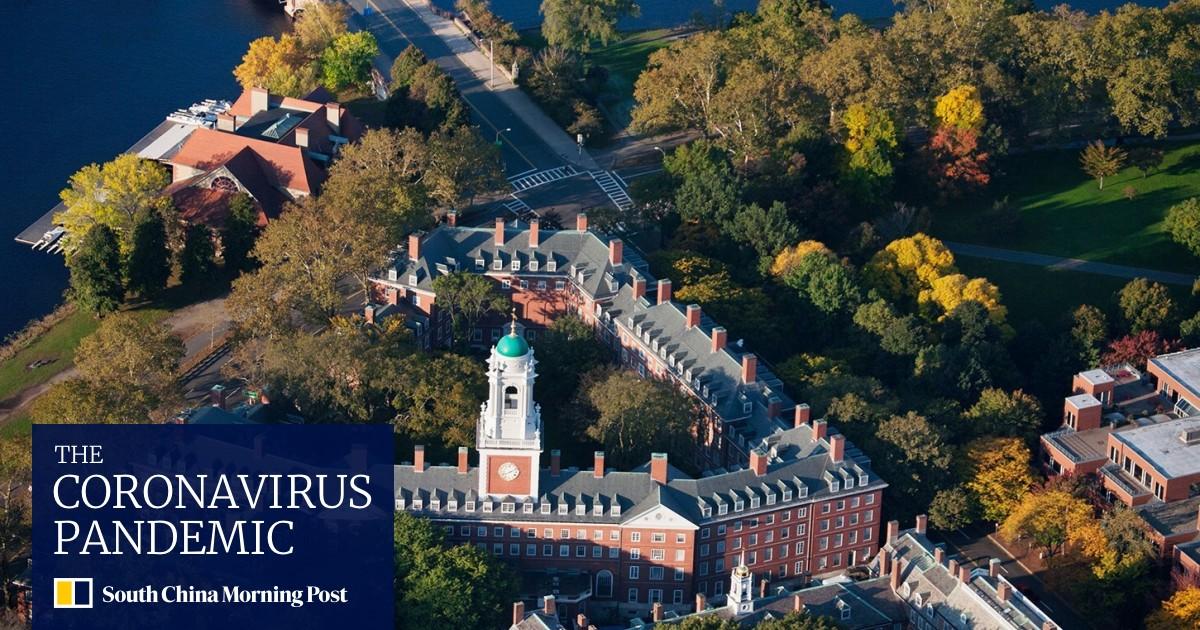 Harvard University requires a coronavirus vaccination for students