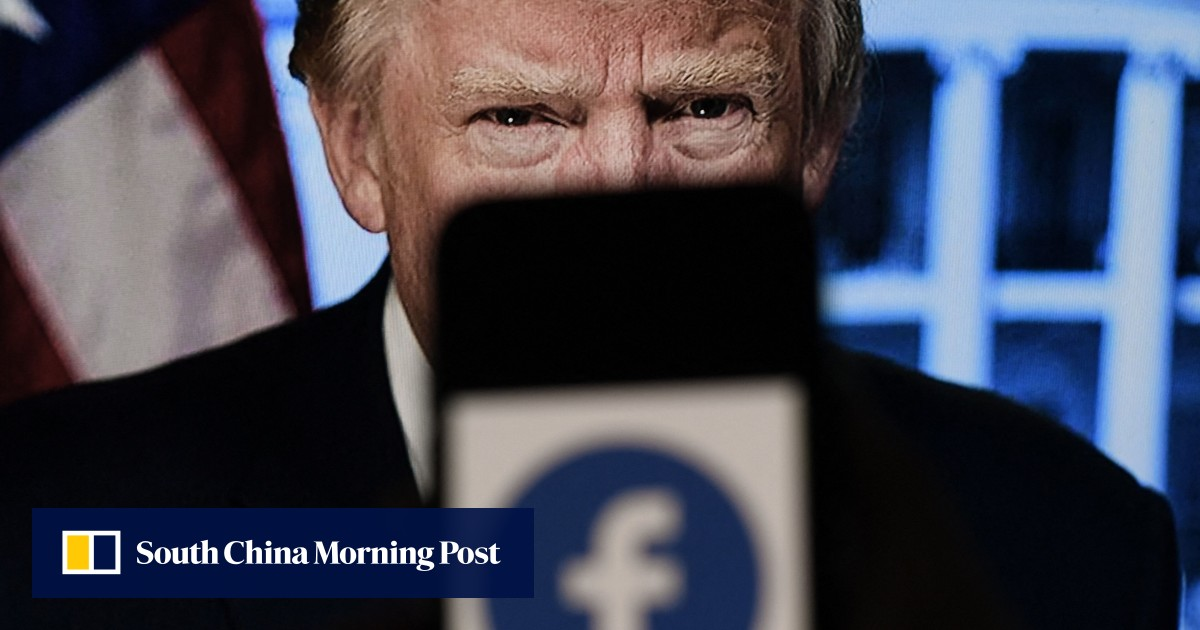 Donald Trump is launching a tweet-style blog ahead of the Facebook ban decision