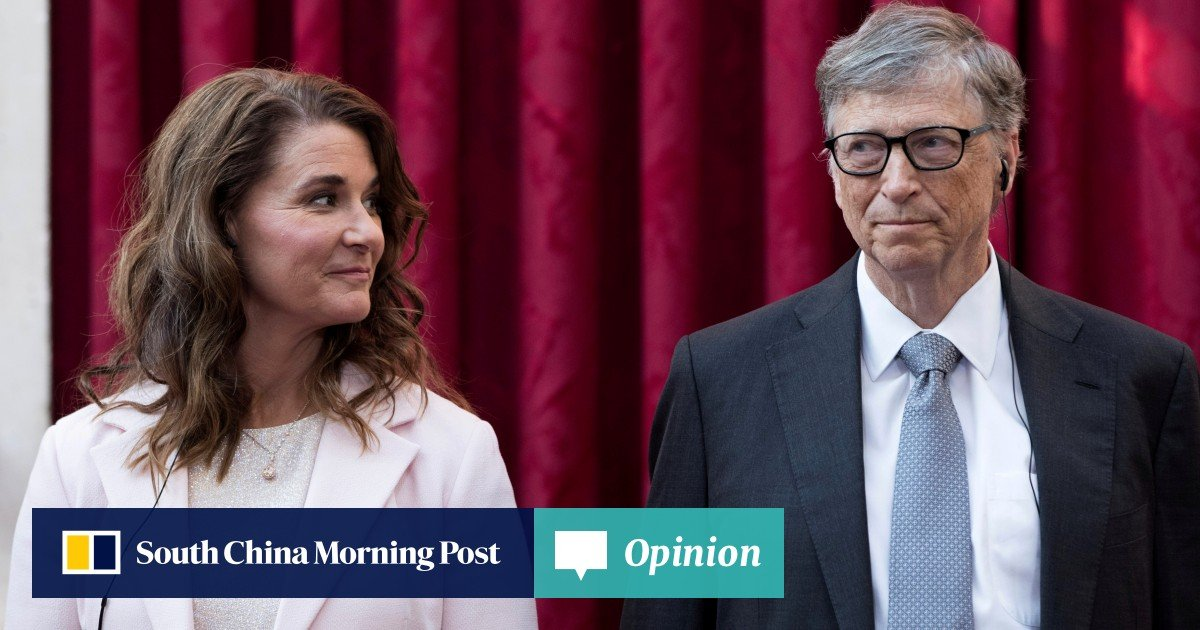 Why celebrity divorces, from Bill and Melinda Gates to Tong Liya, are a source of fascination