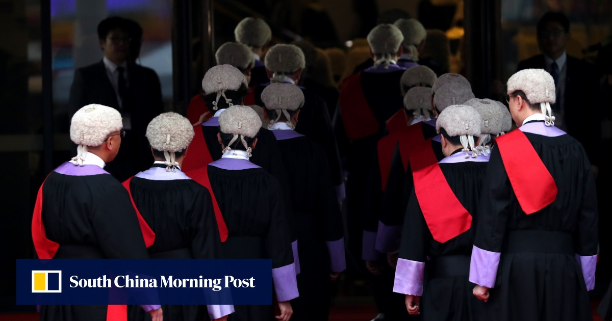 Experts welcome measures to increase transparency in the handling of complaints against judges in Hong Kong, but the warning system must not be politicized