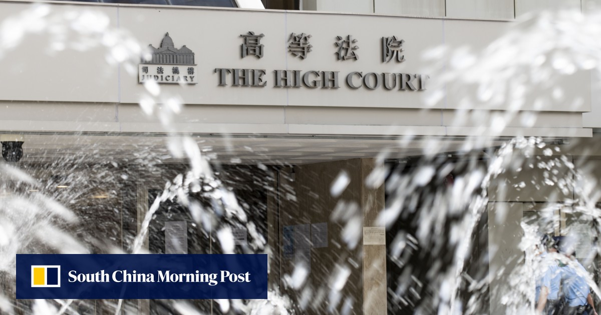 The Hong Kong man pleads not guilty to a number of charges relating to alleged repeated sexual assault by his stepdaughter