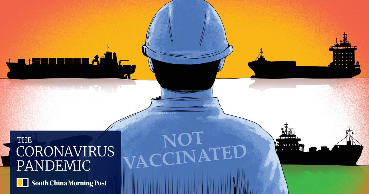 Indian seafarers suspended due to coronavirus restrictions are wreaking havoc in the shipping industry