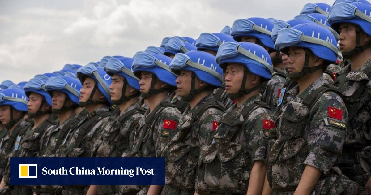 Chinese national and soldier killed in attack in South Sudan, government official said