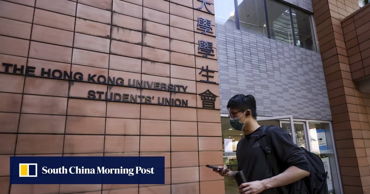 National Security Law: The hopefuls of the Hong Kong University Student Union are planning a cautious approach to avoid disregarding Beijing-enacted laws