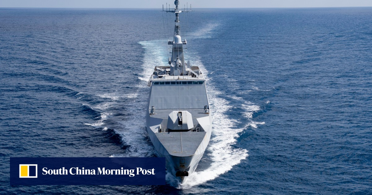 Jan conducts first joint exercises with France and the USA with a view to China and North Korea