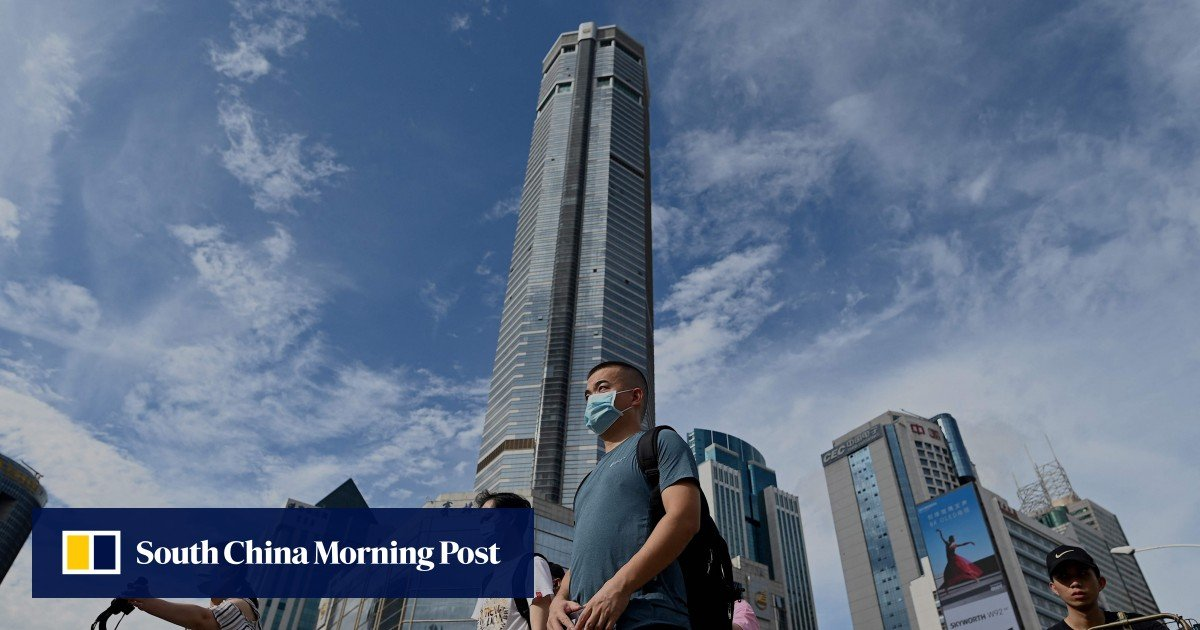 China orders immediate investigation of Shenzhen's swaying skyscraper