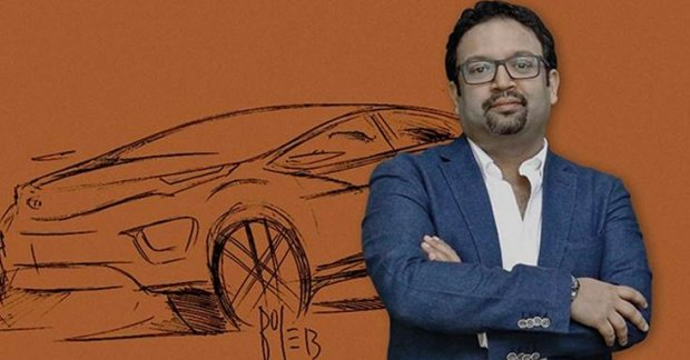 Tata Harrier / Nexon designer Prat Bose designs future Mahindra SUVs