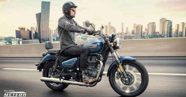 The production of Royal Enfield Meteor, Classic and others has been temporarily suspended
