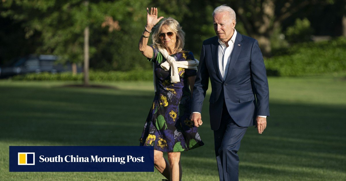 Olympia in Tokyo: US President Joe Biden is not going – but his wife could