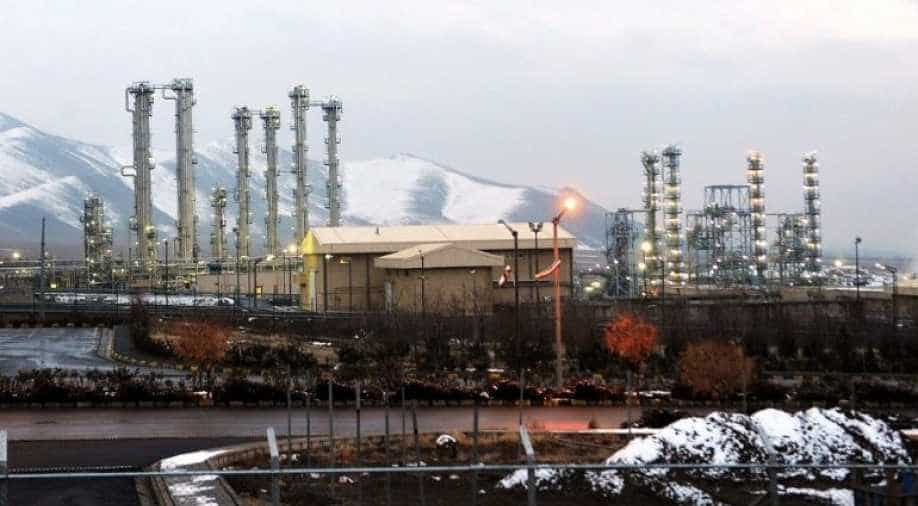 Iran blames Israel for attempting sabotage at the Karaj nuclear site