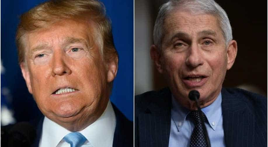 """""""Our President"""": Donald Trump attacks Fauci, suggests a new election in the 2024 elections"""